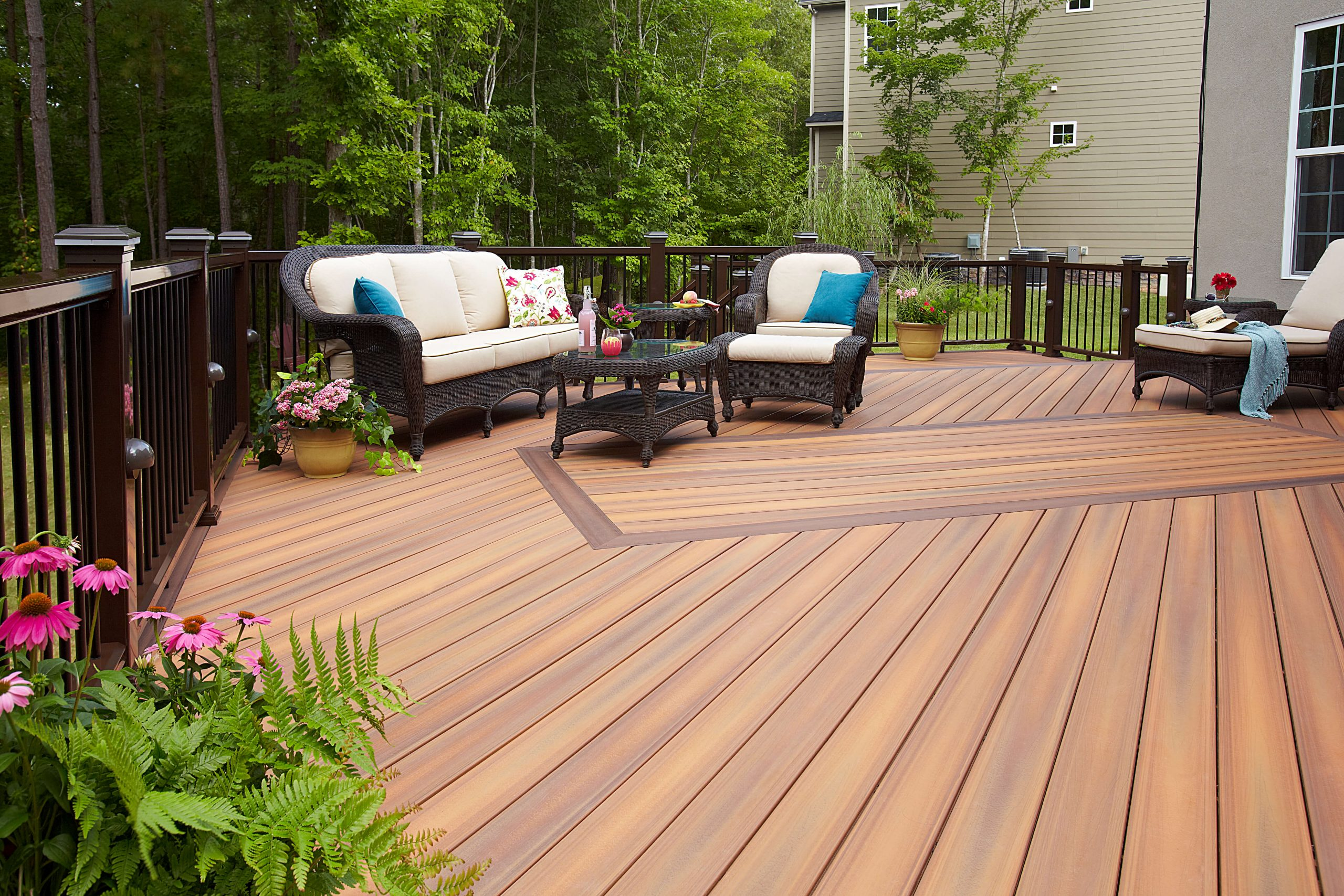 Horizon Ipe Fiberon Composite Decking